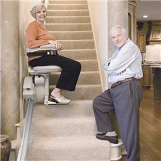 Bruno Elite SRE-2010 high quality best stair lift in San Francisco CA