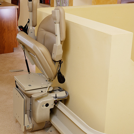 San Francisco Stairlift Acorn 130 Indoor Staircase Stair Chair