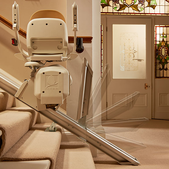 stairlifts san jose ca acorn stair chair acorn stair 130 straight rail